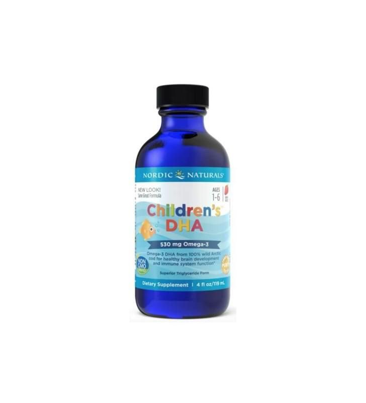 Children'S Dha 119Ml Nordic Naturals