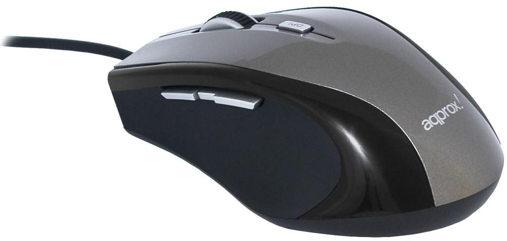 Approx Optical Mouse Rato Usb Type-A Ótico 800 Dpi